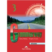 grammarway 3 student's book - учебник (with answers)