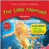 the little mermaid multi-rom