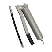 Ручной шприц для нагнетания смазки  RAVENOL Handhebelpresse mit Schlauch  ( с наконечником 30 см)
