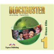 blockbuster 1 class cd's (set 4) international