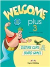 welcome plus 3 culture clips & board games