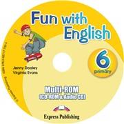 fun with english 6 multi-rom