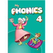 My phonics 4. Pupil's book (international) with cross-platform application. Учебник