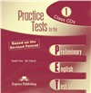 Practice Tests for the PET. Class Audio CDs. (set of 2). Аудио CD для работы в классе