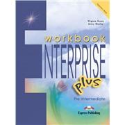 enterprise plus pre-int. teacher's workbook - рабочая тетрадь, вариант для учителя