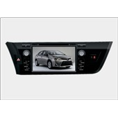 Штатное головное устройство Phantom DVM-3080G iS для Toyota Corolla с 2013 года