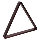 Треугольник 68 мм (дуб, темно-коричневый), интернет-магазин товаров для бильярда Play-billiard.ru