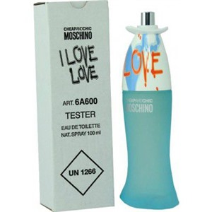 Тестер Moschino Cheap and Chic I Love Love 100 ml (ж)
