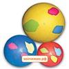 """Игрушка (Triol) G-5-405 Мяч литой 3.5"""" 8.9см"""