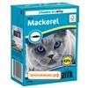 Консервы Bozita Mackerel для кошек со скумбрией кусочки в желе (370 гр)