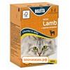 Консервы Bozita mini для кошек кусочки в желе с мясом ягнёнка (Tetra Pak) (190 гр)