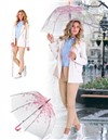 Зонт-трость «НЕЖНОСТЬ»