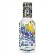 Упаковка холодного чая Arizona Blueberry White Tea / Аризона чай Черника - 6 шт.