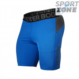 Компрессионные шорты Better Bodies Compression Shorts, Strong Blue