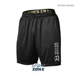 Шорты Better Bodies Loose Function Shorts, Black