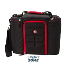 Спортивная сумка   Innovator 500 черный/красный