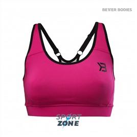 Спортивный бюстгальтер Better Bodies Sports Bra, Hot Pink