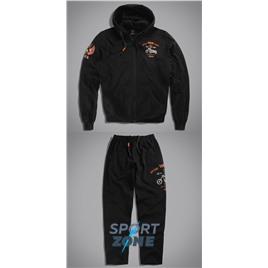 Мужской спортивный костюм US GARAGE BLACK UNCLE SAM