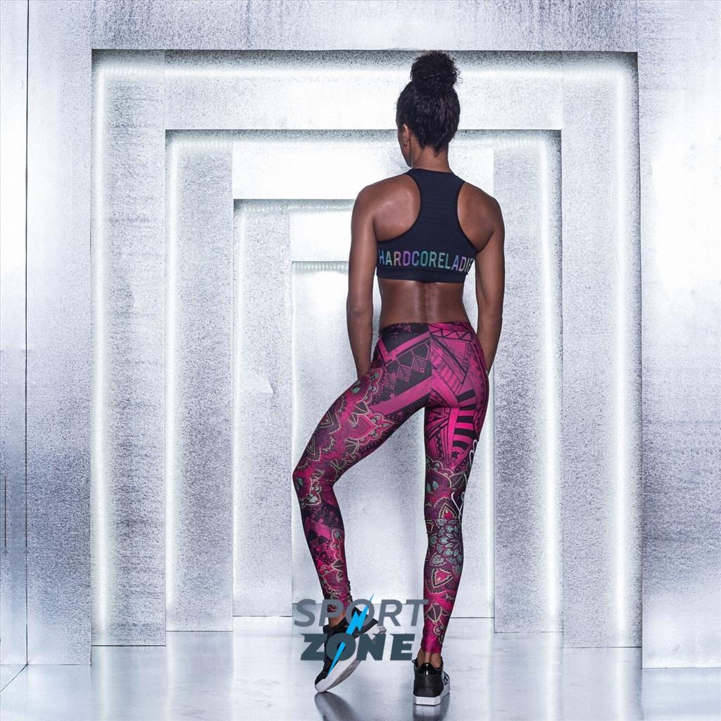 4997d6391050b ✮ Леггинсы Labellamafia Pink Mandala Legging ✮ купить для бодибилдинга и  фитнеса