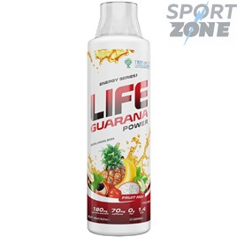 Life Guarana power concentrate 500ml Fruit Mix