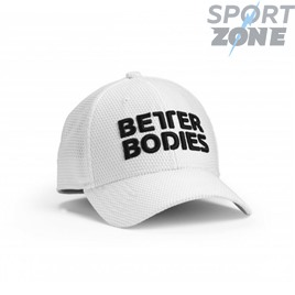 Кепка Better Bodies flex cap, белая
