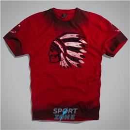 Мужская футболка US CHEROKEE RED UNCLE SAM