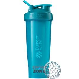 Шейкер для спортивного питания BlenderBottle Classic Full Color морской голубой