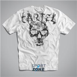 Мужская футболка US CARTEL WHITE UNCLE SAM