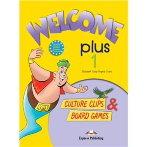 Welcome Plus 1. Culture Clips & Board Games. Beginner. Настольные игры