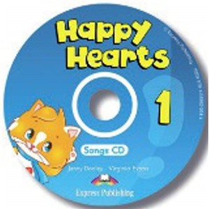 happy hearts 1 songs cd