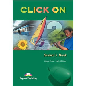 Click on 2 student's book - учебник