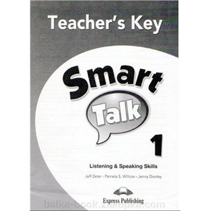 Smart Talk Listening & Speaking Skills A1 — книга для учителя