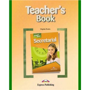 Secreterial (Teacher's Book) - Книга для учителя
