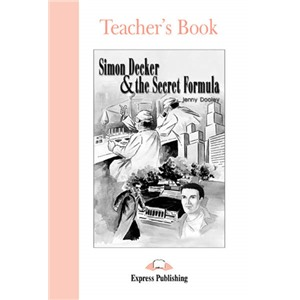 simon decker teacher's book - книга для учителя