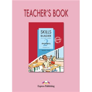 skills builder movers 2 teacher's book - книга для учителя revised format 2007