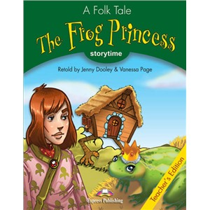 the frog princess teacher's book - книга для учителя
