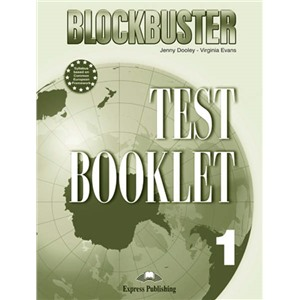 blockbuster 1 test booklet international