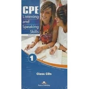 CPE Listening and Speaking Skills 1 (C2) — комлпект дисков для работы