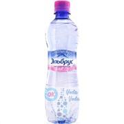 Эльбрус 0,5 упаковка негазированной лечебно-столовой воды - 12 шт.