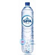 Упаковка минеральной воды SPA Reine 1,5 в пластике - 6 шт.