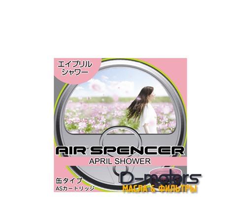 Ароматизатор меловой Eikosha, Air Spencer - April Shower - Апрельский дождь A-71