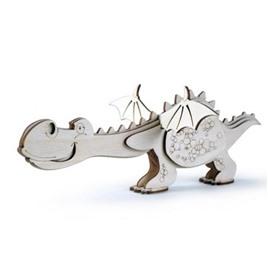 Lemmo Конструктор 3D деревянный Lemmo Дракон