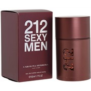 Carolina herrera 212 Sexy Men - 100 мл