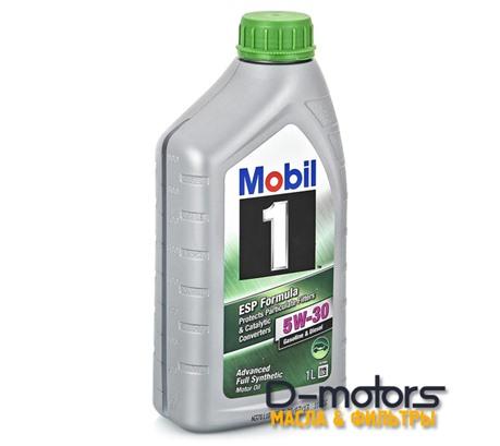 MOBIL 1 ESP FORMULA 5W-30 (1л.)