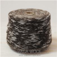 Пряжа Gepard Коричнево-серый, 150м/50г, Lama Lima