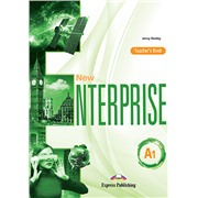 New Enterprise A1. Teacher's Book (International). Книга для учителя