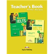 mission ielts 1 teacher's book - книга для учителя