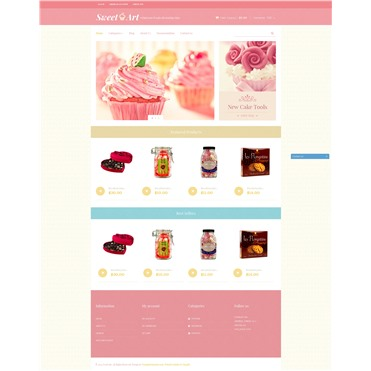 Food & Drink Template