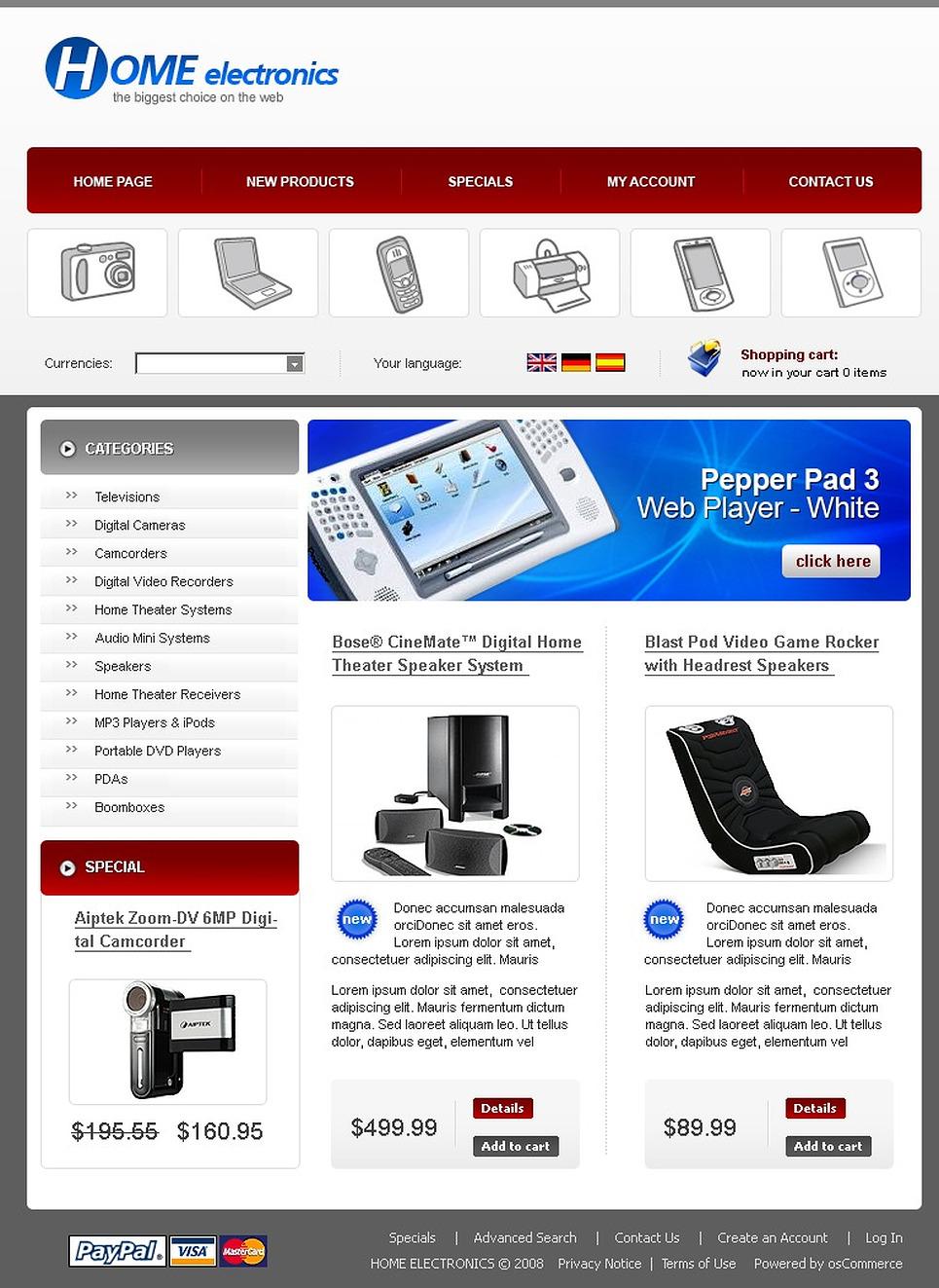 Electronics and appliances fair