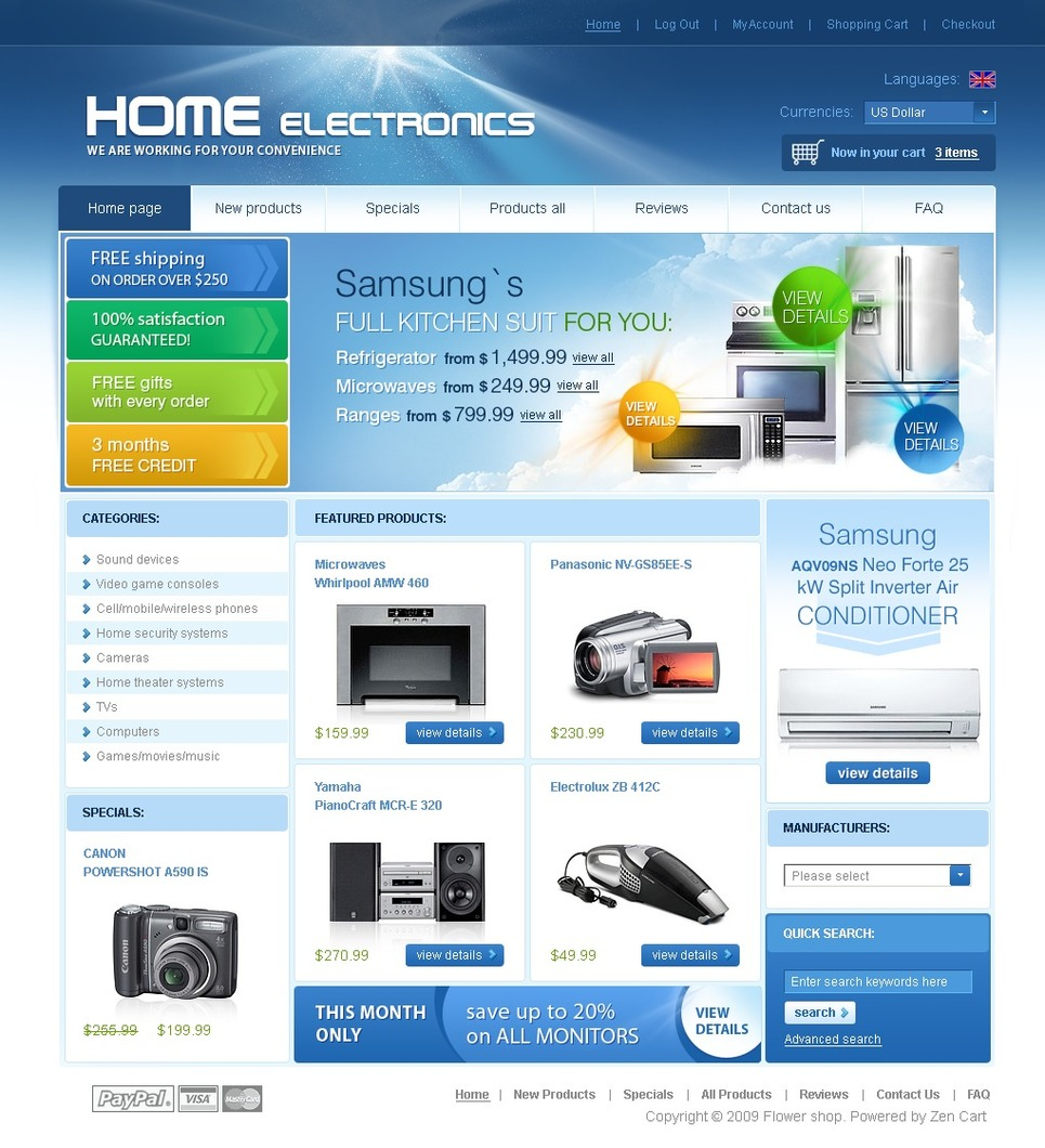 Your one stop solution for home and electronic appliances - synergy enterprise